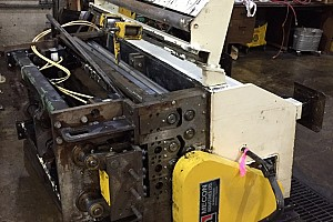 "48"" x .140"" MECON SERVO FEEDER STRAIGHTENER COMBINATION"