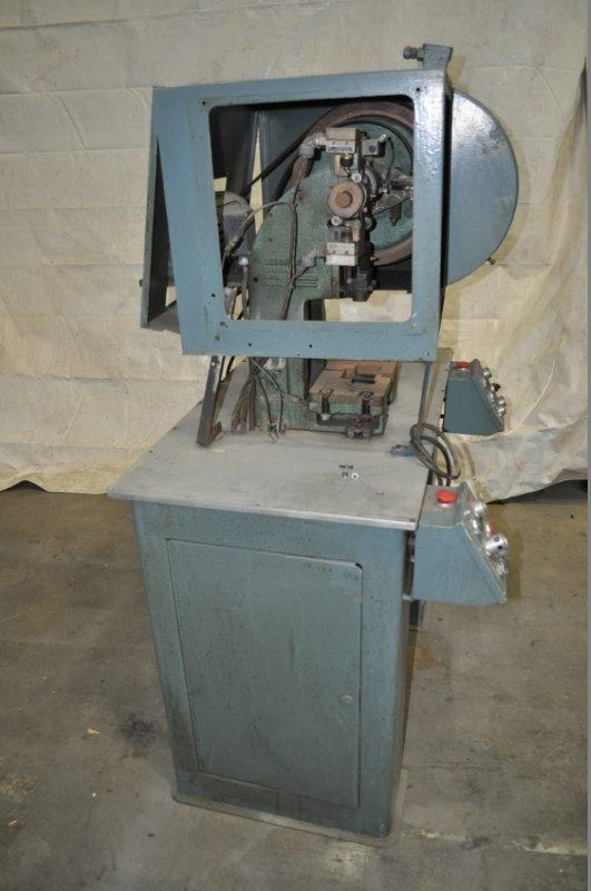 3 TON BENCHMASTER OBI PRESS