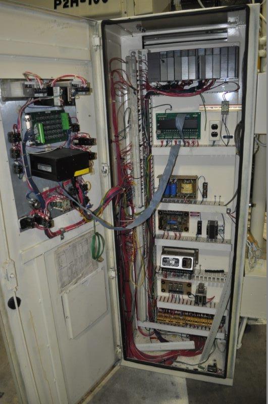 100 TON MINSTER SSDC