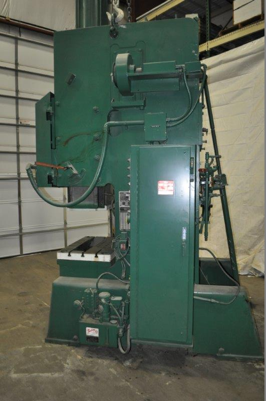75 TON DANLY FLYWHEEL STYLE OBI PRESS