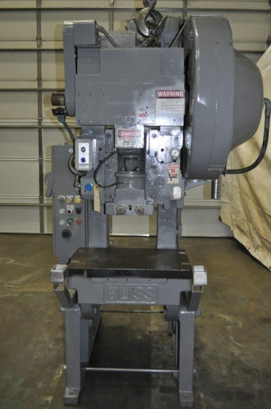 35 TON BLISS OBI PRESS