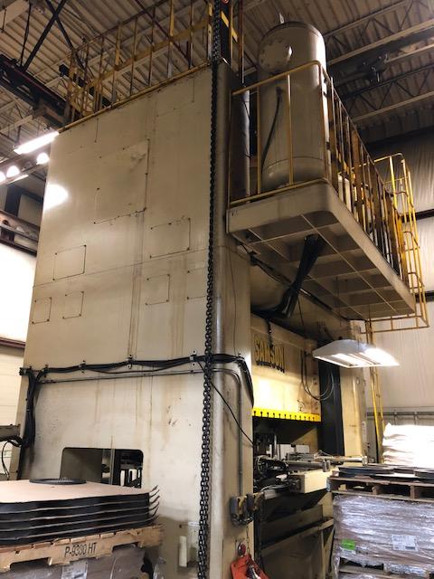 300 TON STAMTEC SSDC PRESS