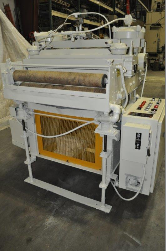 "36"" x .135"" REGAL SERVO FEEDER STRAIGHTENER"