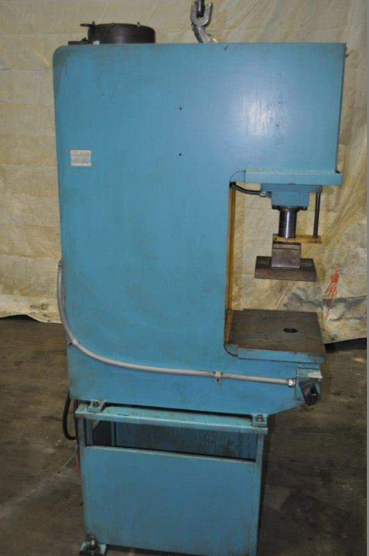 15 TON DENISON MULTIPRESS HYDRAULIC PRESS