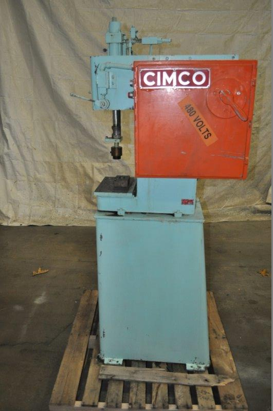 2 TON CIMCO HYDRAULIC PRESS
