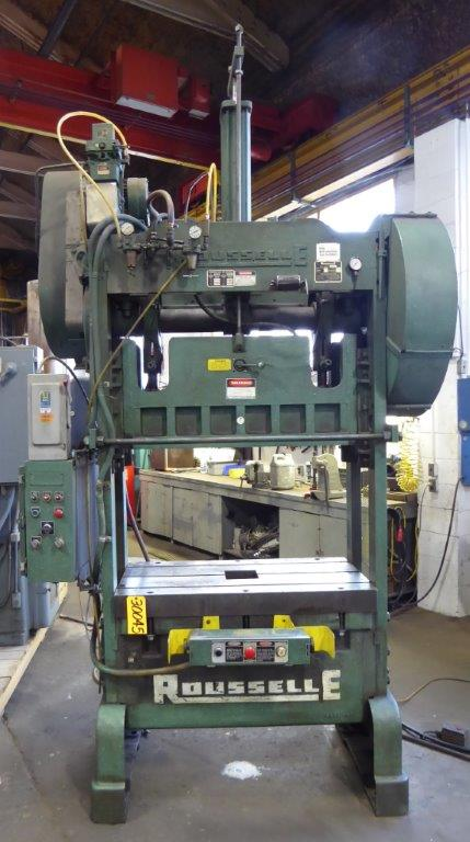 60 TON ROUSSELLE SSDC PRESS