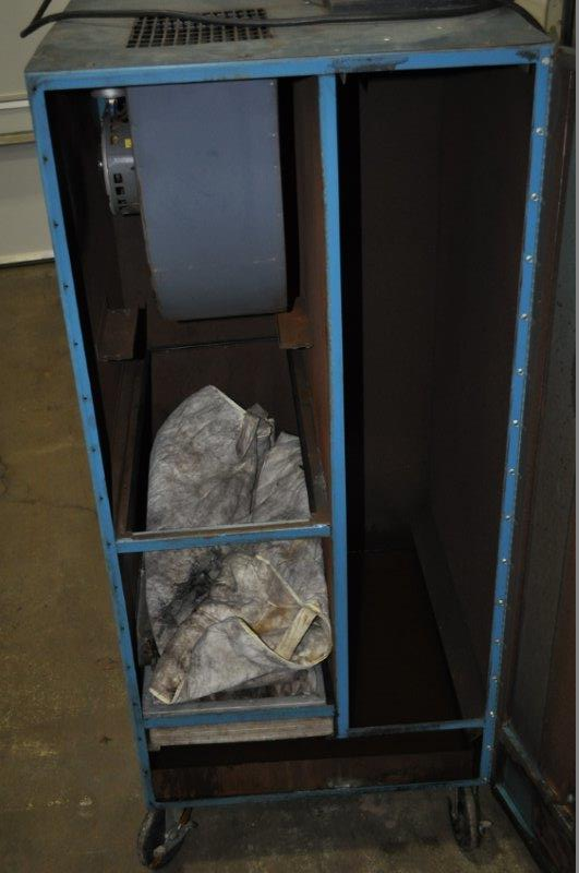 AIR FLOW SYSTEMS MINI - PAC DUST COLLECTOR