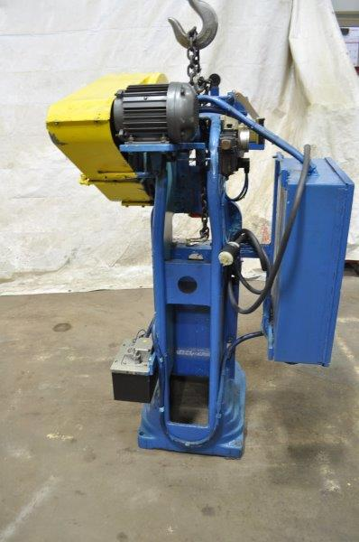 15 TON ROUSSELLE HORN PRESS
