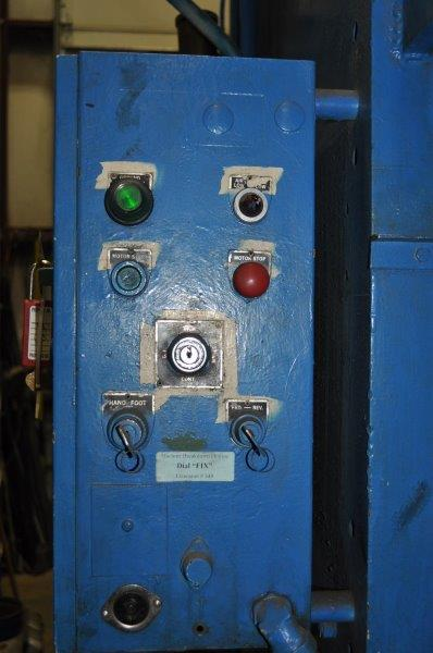 250 TON ROUSSELLE SSDC PRESS