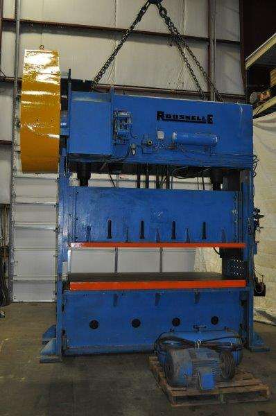 250 TON ROUSSELLE SSDC PRESS