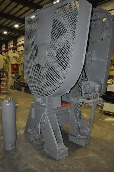 400 TON MINSTER KNUCKLE JOINT PRESS
