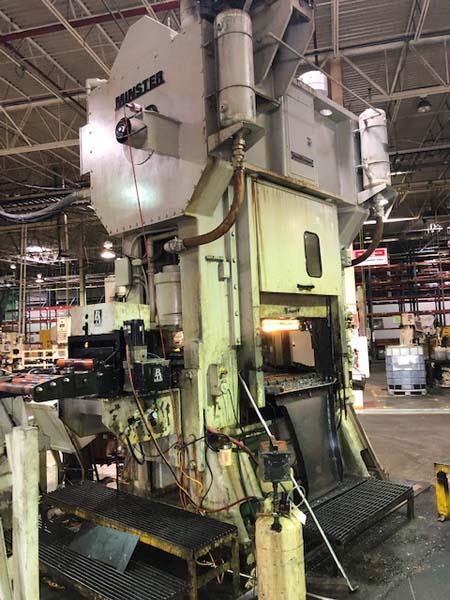 300 TON MINSTER SSDC PRESS