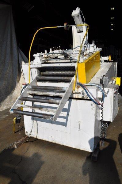 """20,000 lb x 30"""" x .187 COE COIL CRADLE STRAIGHTENER"""