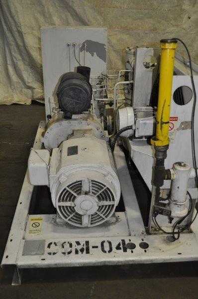 50 HP GARDNER DENVER ROTARY SCREW AIR COMPRESSOR