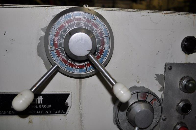 "18"" x 60"" ELLIOTT MODEL 15 ENGINE LATHE"