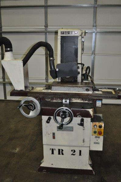 "6"" x 18"" CHEVELIER SURFACE GRINDER"