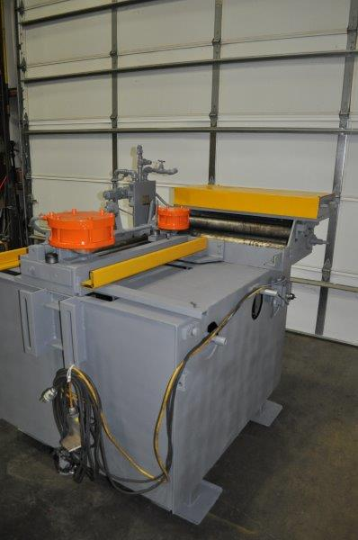 "24"" x 18"" x .250"" FEED LEASE AIR FEEDER STRAIGHTENER"