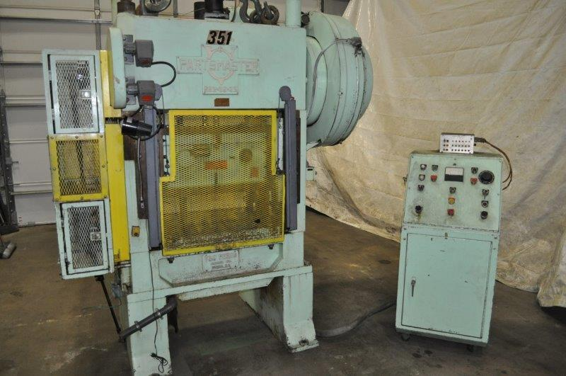 35 TON V & O SSDC PRESS