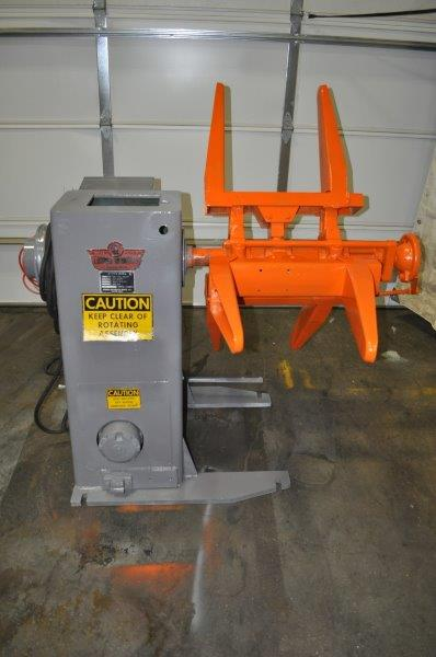 "2500 LB x 12"" COOPER WEYMOUTH PETERSON NON MOTORIZED UNCOILER"