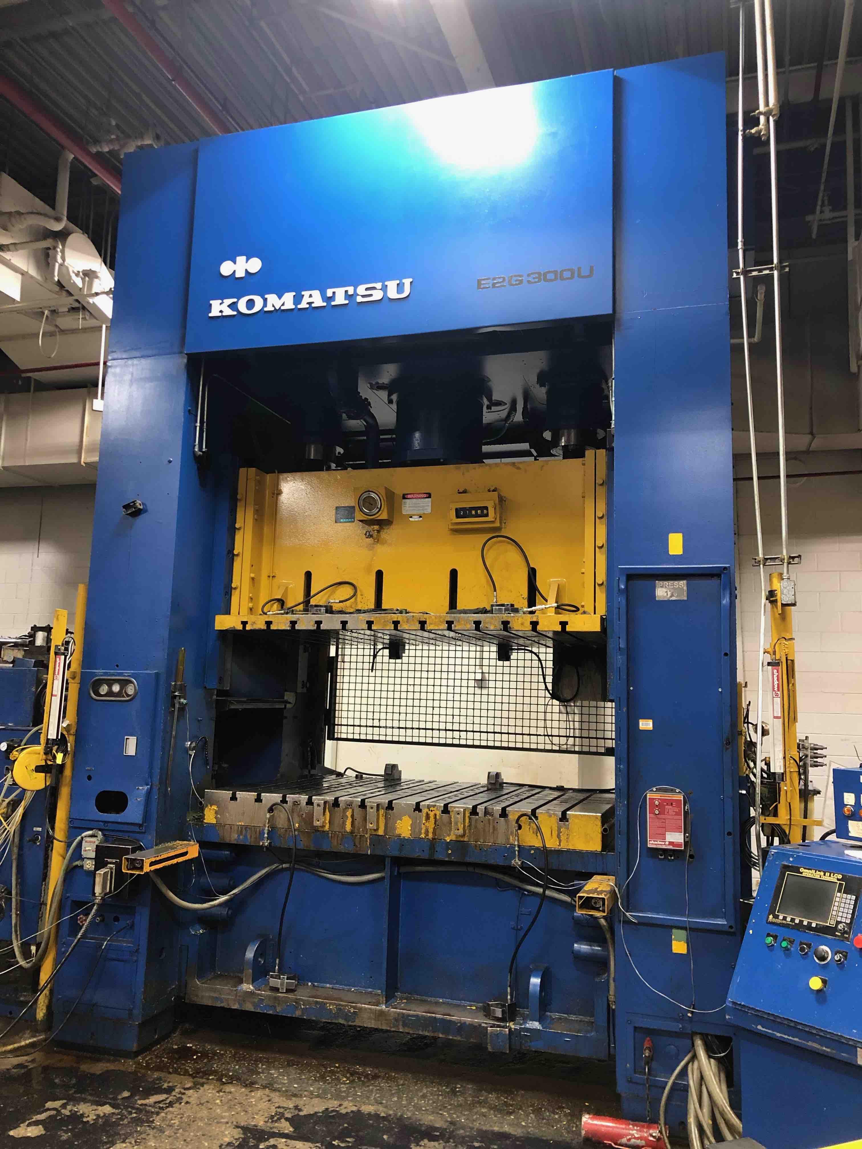 330 TON KOMATSU SSDC