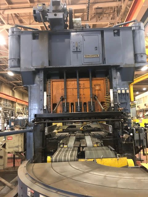 300 Ton Minster SSDC Press