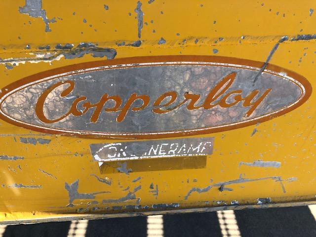 COPPERLOY PORTABLE LOADING DOCK