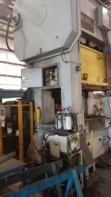 400 TON BLOW SSDC PRESS
