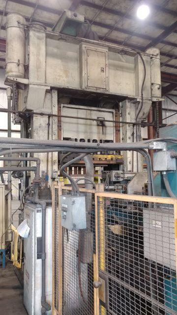 MINSTER 300 TON SSDC PRESS