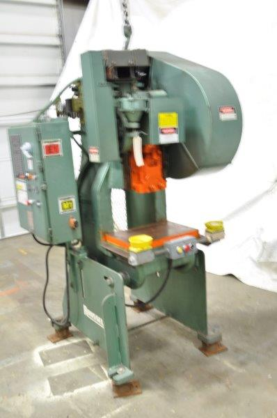 25 TON ROUSSELLE OBI PRESS