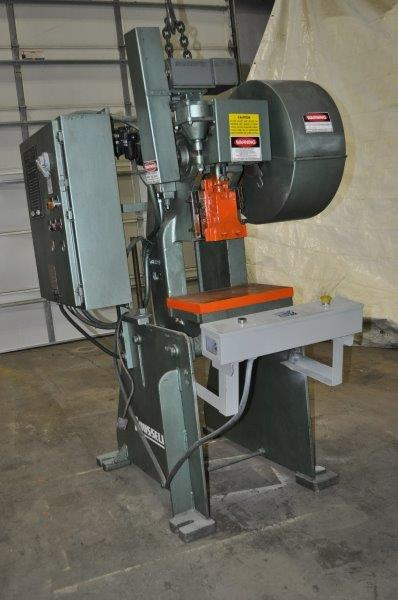 15 TON ROUSSELLE OBI PRESS