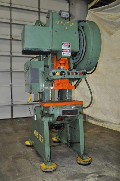 22 TON MINSTER OBI PRESS