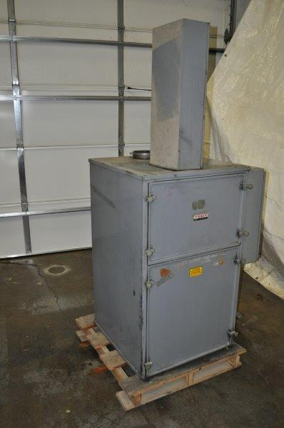 3 HP TORIT DUST COLLECTOR