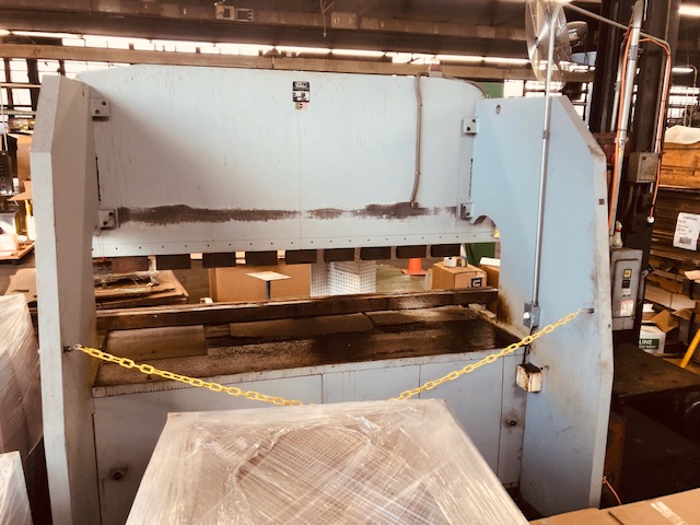 "110 TON x 98"" GUIFIL HYDRAULIC PRESS BRAKE"