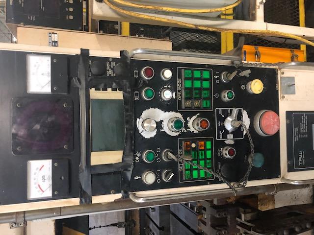 330 TON AIDA SSDC LINK DRIVE PRESS