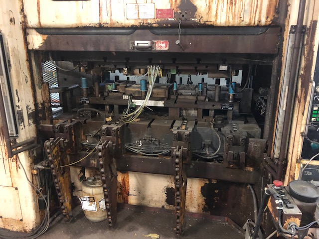 330 TON AIDA SSDC LINK DRIVE PRESS