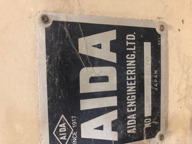 """12"""" x .063"""" AIDA STRAIGHTENER"""