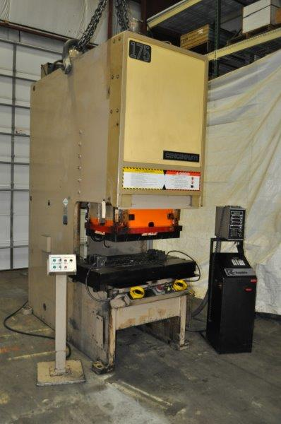 175 TON CINCINNATI HYDRAULIC PRESS