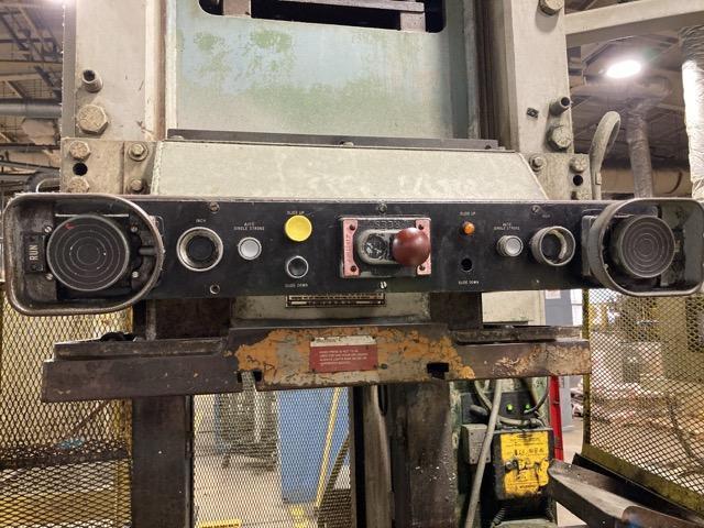 110 Ton Niagara C Frame Type Hydraulic Press