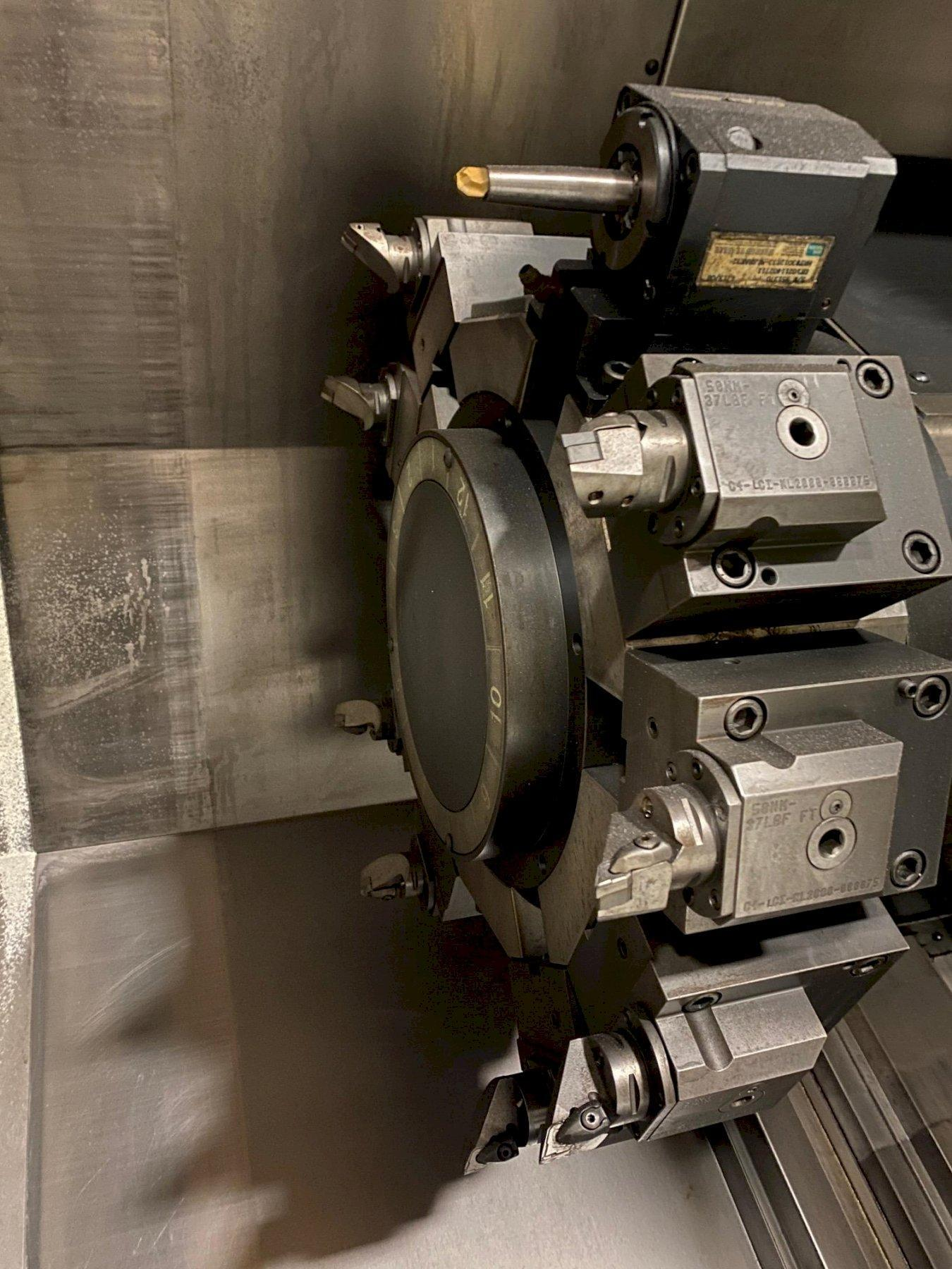 2008 Mori Seiki NL2500MC/700 CNC Horizontal Lathe