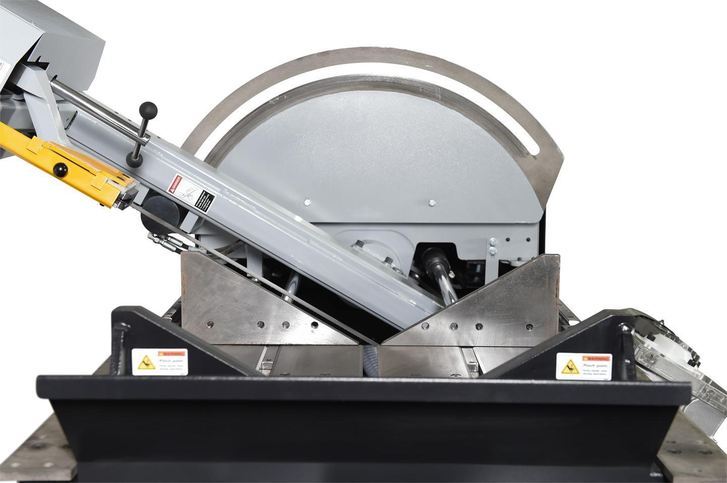 "NEW - 22""H x 18""W HYD-MECH VW-18 VERTICAL TILT FRAME BAND SAW"