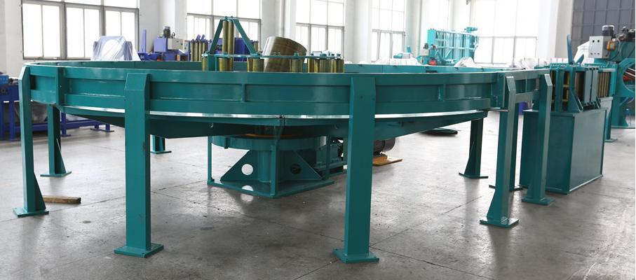 """6.5"""" (168mm) ZG Series High-Frequency ERW Pipe mill"""