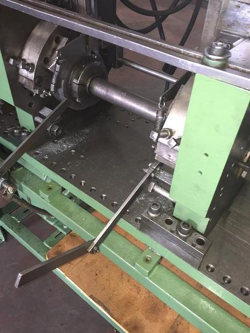 Double End Thread Roller