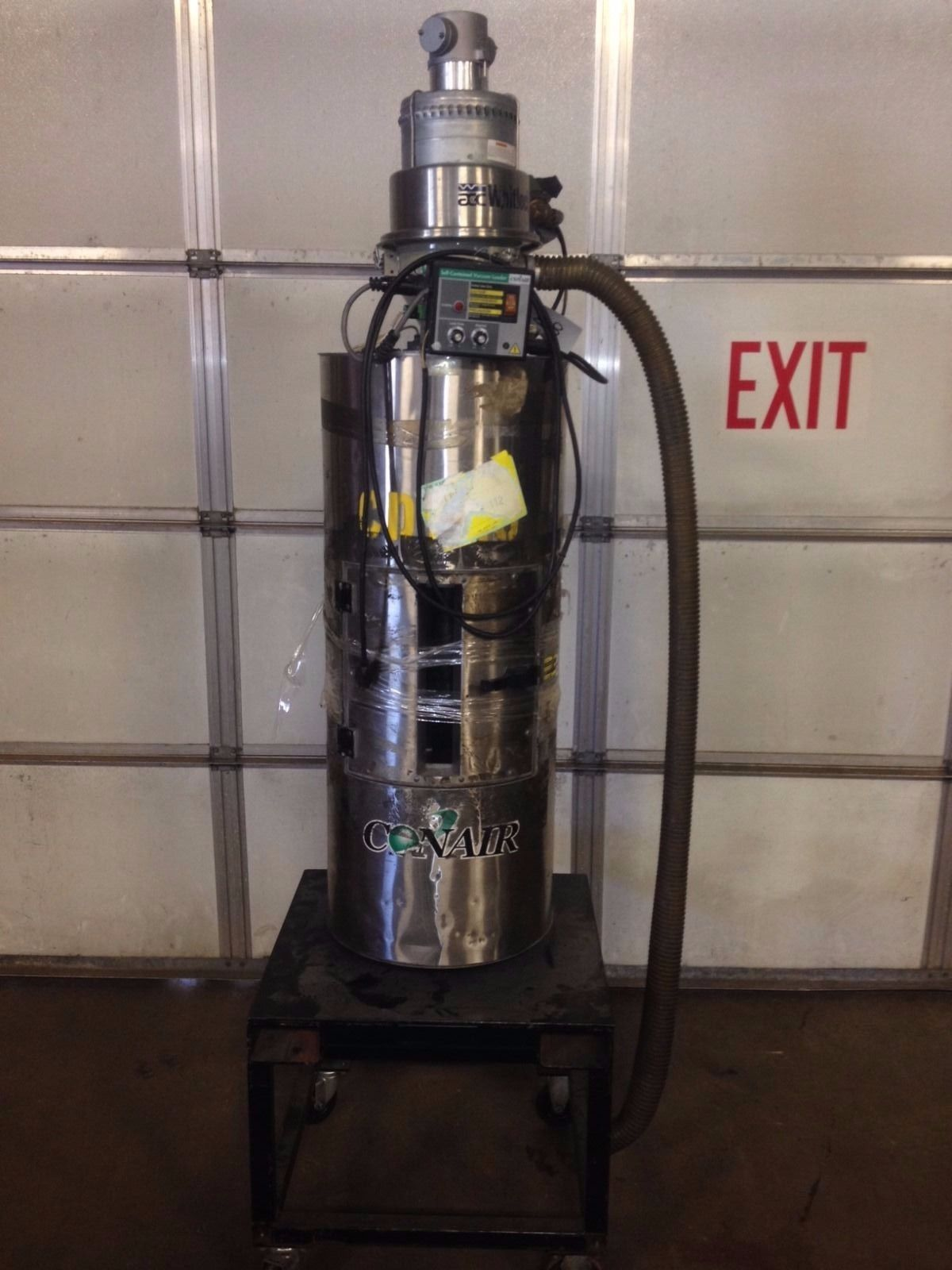 ConAir Self Contained Vacuum Loader For Granulator