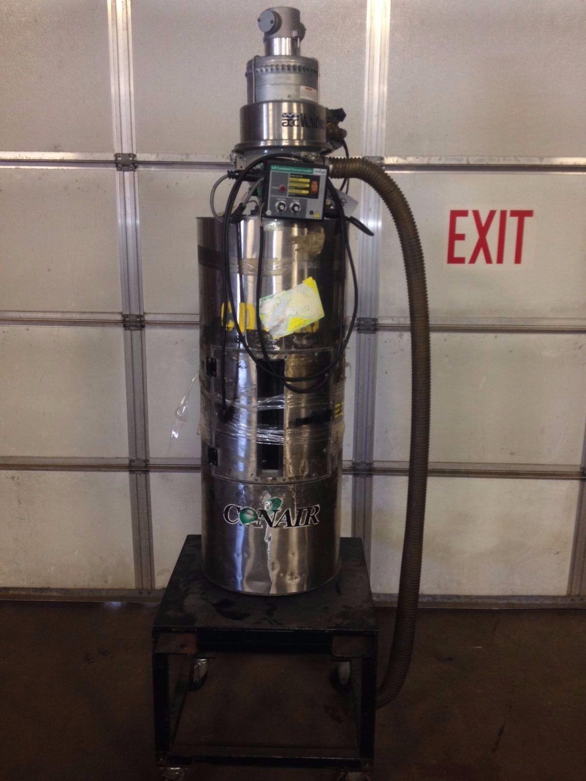 ConAir Self Contained Vacuum Loader For Granulator