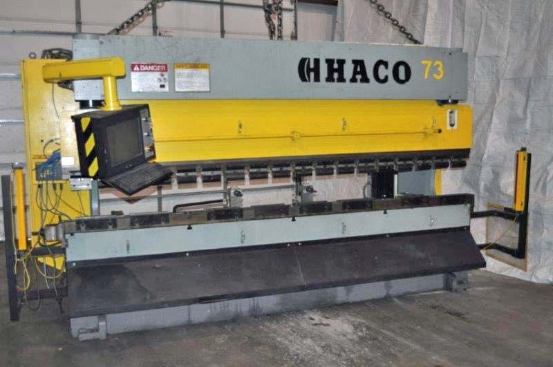 165 Ton Haco Hyd. Press