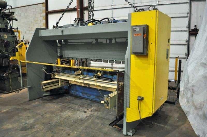 165 Ton Haco Hyd. Press