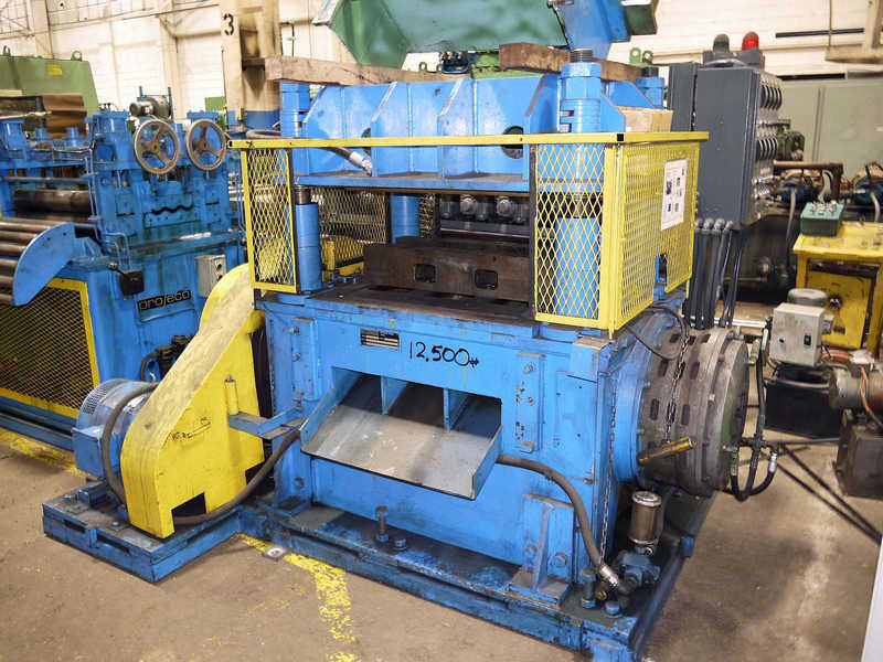 60 Ton Pro Eco Cutoff Press