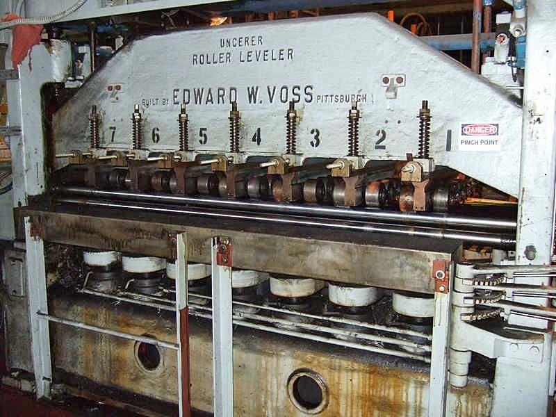 "72"" x 0.065"" Voss / Ungerer Precision Leveler"