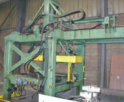 """Stacker, Coil, Emag, 10,000# x 72"""""""