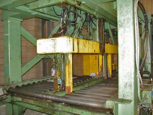 Stacker, Coil, Emag, 10,000# x 72""